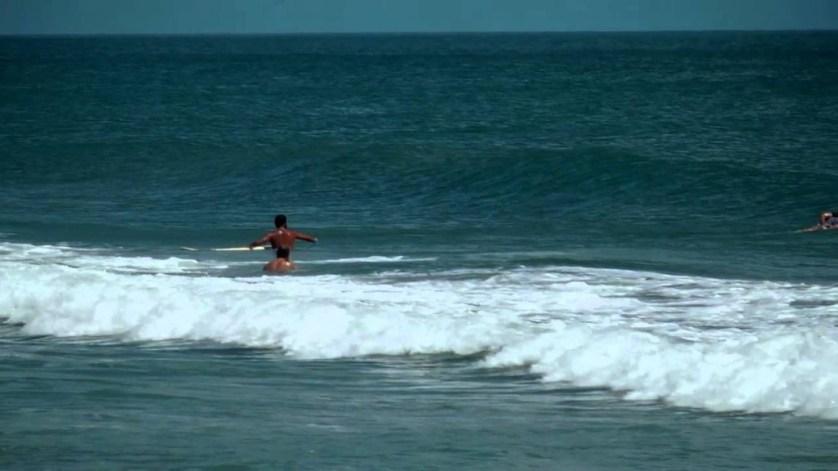 Ft Pierce Inlet Surfing