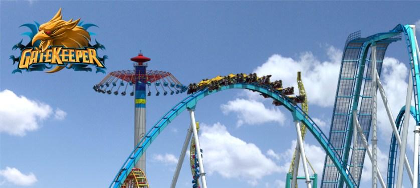GateKeeper – Cedar Point – Ohio