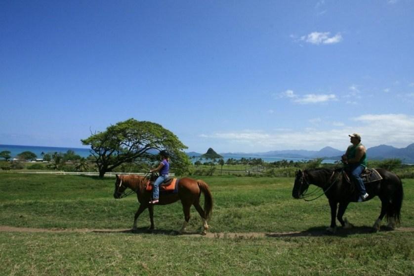 Kualoa Ranch Horseback Adventure