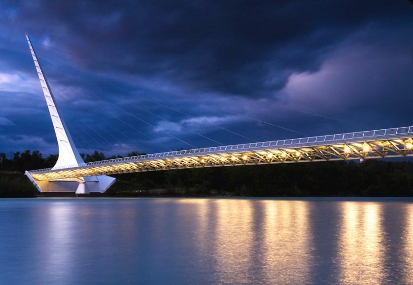 Sundial Bridge – Redding