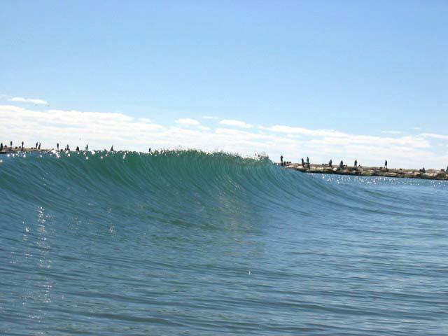 Surfside Surfing