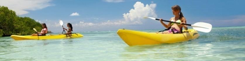 Aruba Kayaking Locations