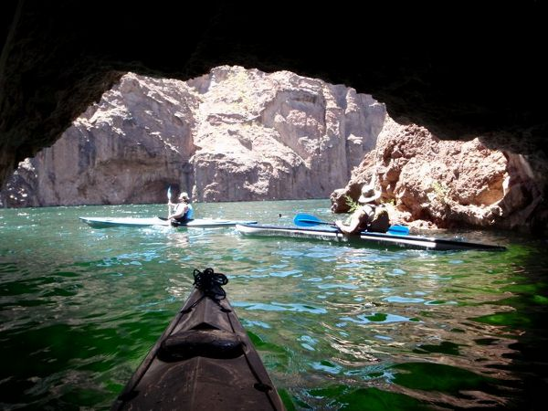 Colorado River Kayaking