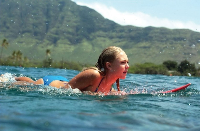 Kauai bodyboarding