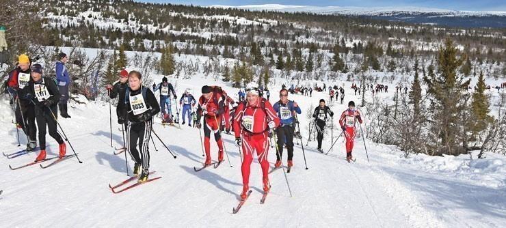 Lillehammer cross country