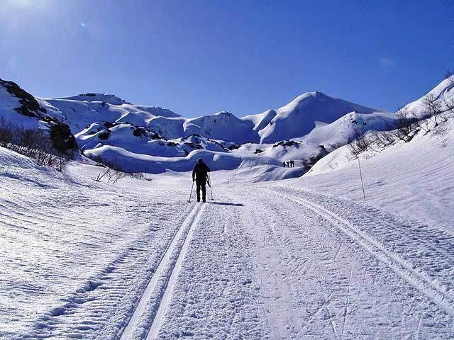Peer Gynt Ski Area