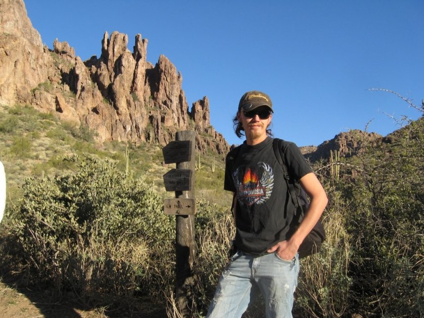 Peralta Trail – Superstition Mountains