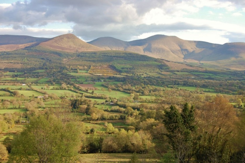 Glen Of Aherlow – County Tipperary