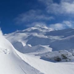 Skiing In Queenstown, New Zealand