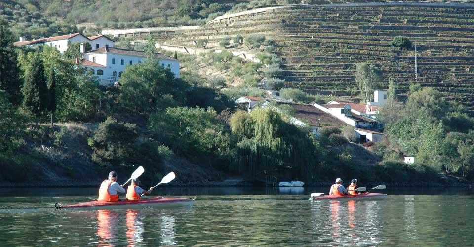 portucal canoeing