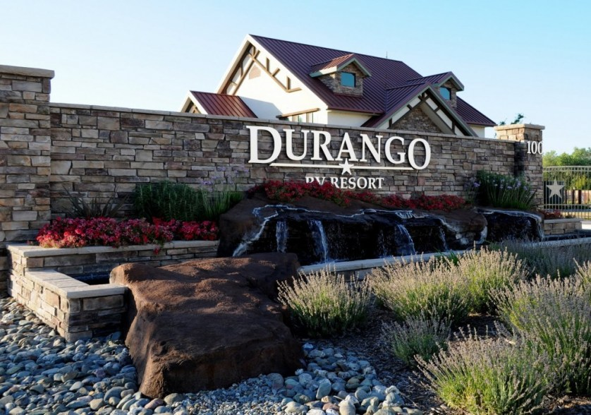 Durango RV Resort – Red Bluff, California
