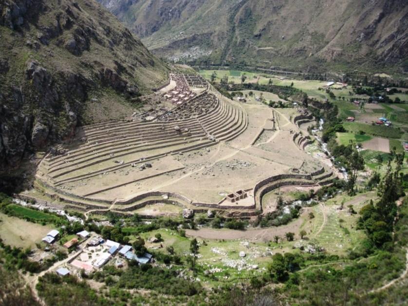 inca trails ruins