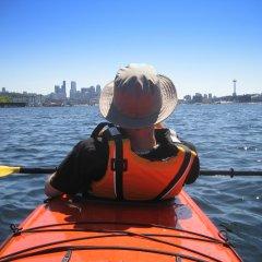 Sea Kayaking In Seattle