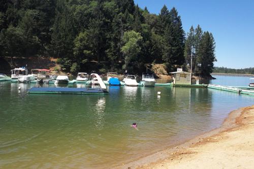Rollins Lake – Long Ravine