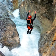 Canyoning In Switzerland Guide