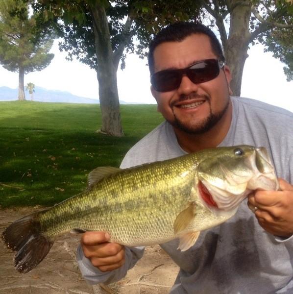 Floyd Lamb Park Pond Fishing