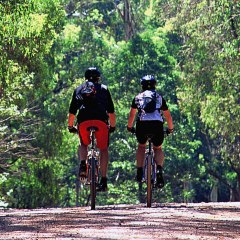 Great Victoria Mountain Biking Trails