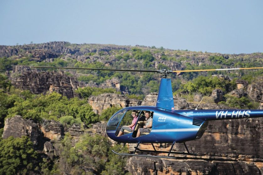 Plane And Helicopter Flights