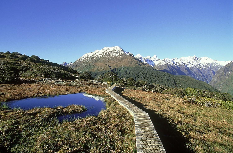 Beautiful New Zealand Hiking Destinations