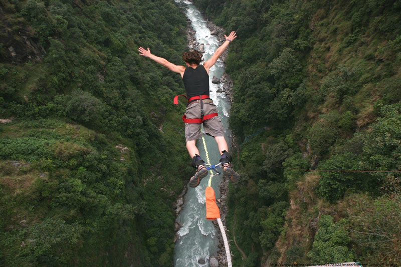 bungee-Jumping Goa
