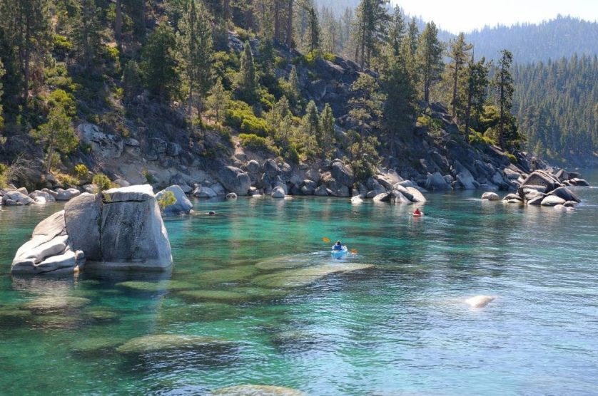 lake tahoe fishing spots