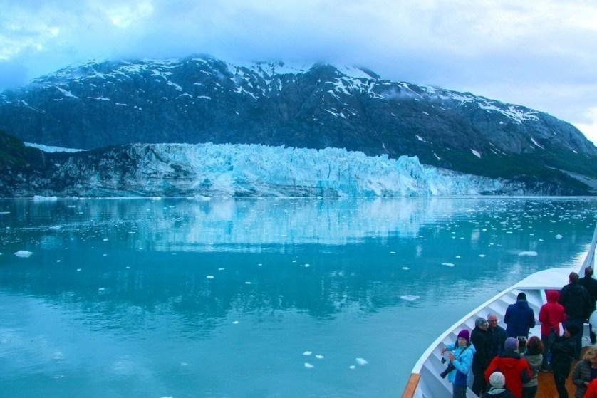 Discovering Glaciers In Alaska