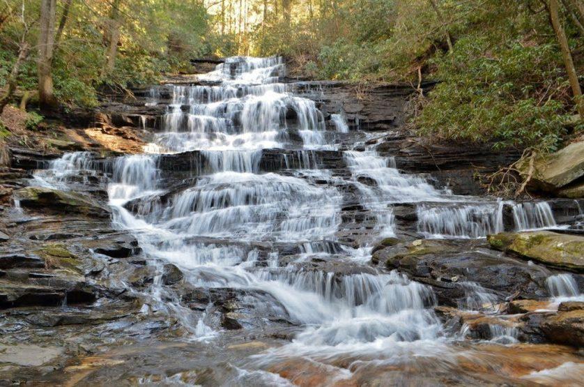 Minnehaha Falls Trail