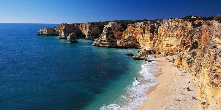 Porto and Algarve, Portugal