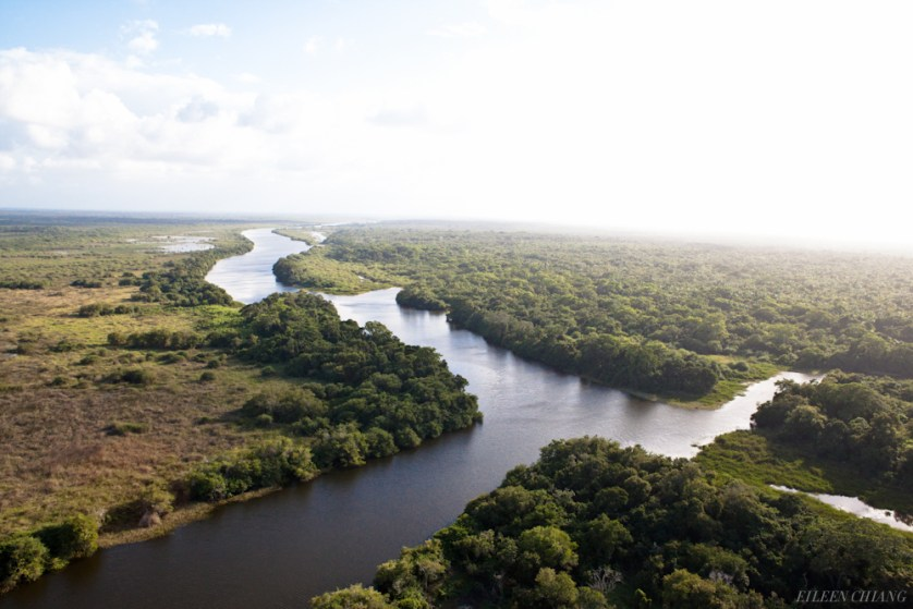 Helicopter Tours In Belize
