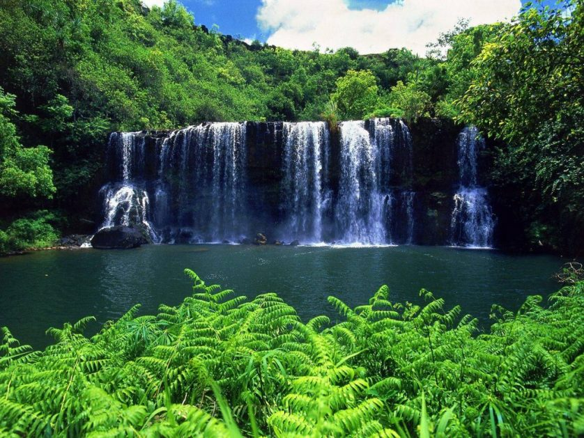 Solo traveling, Kauai, Hawaii