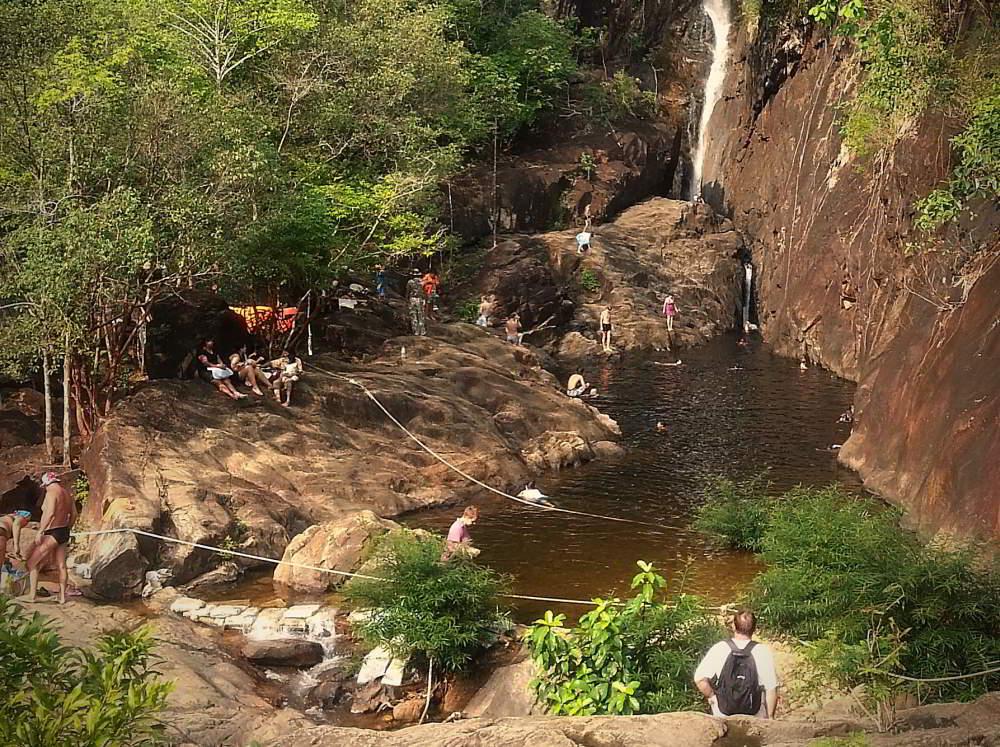 Waterfall Adventures In Ko Chang
