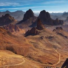 Short And Concise Algeria Trekking Guide