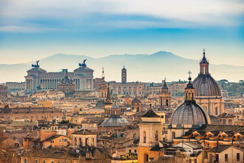 Rome city break