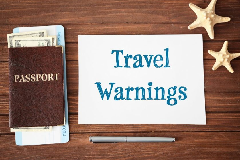 Travel Warnings In Mexico
