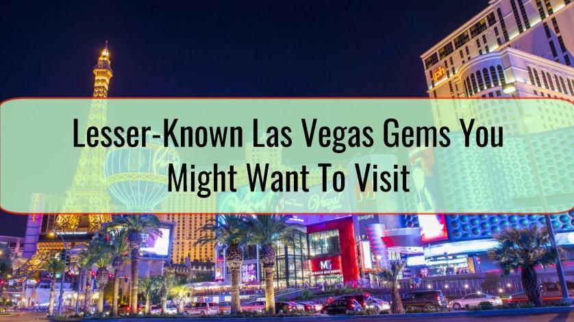 Las Vegas hidden gems