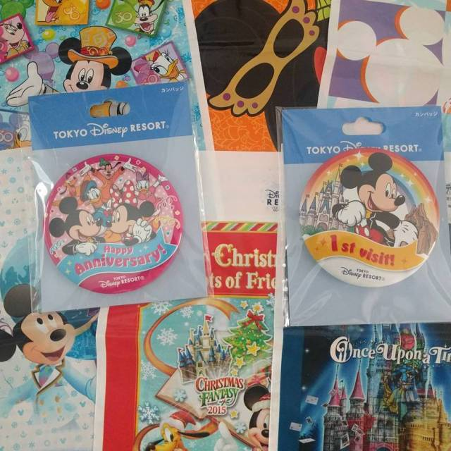 We got some amazing mail from Tokyo Disney with thehellip