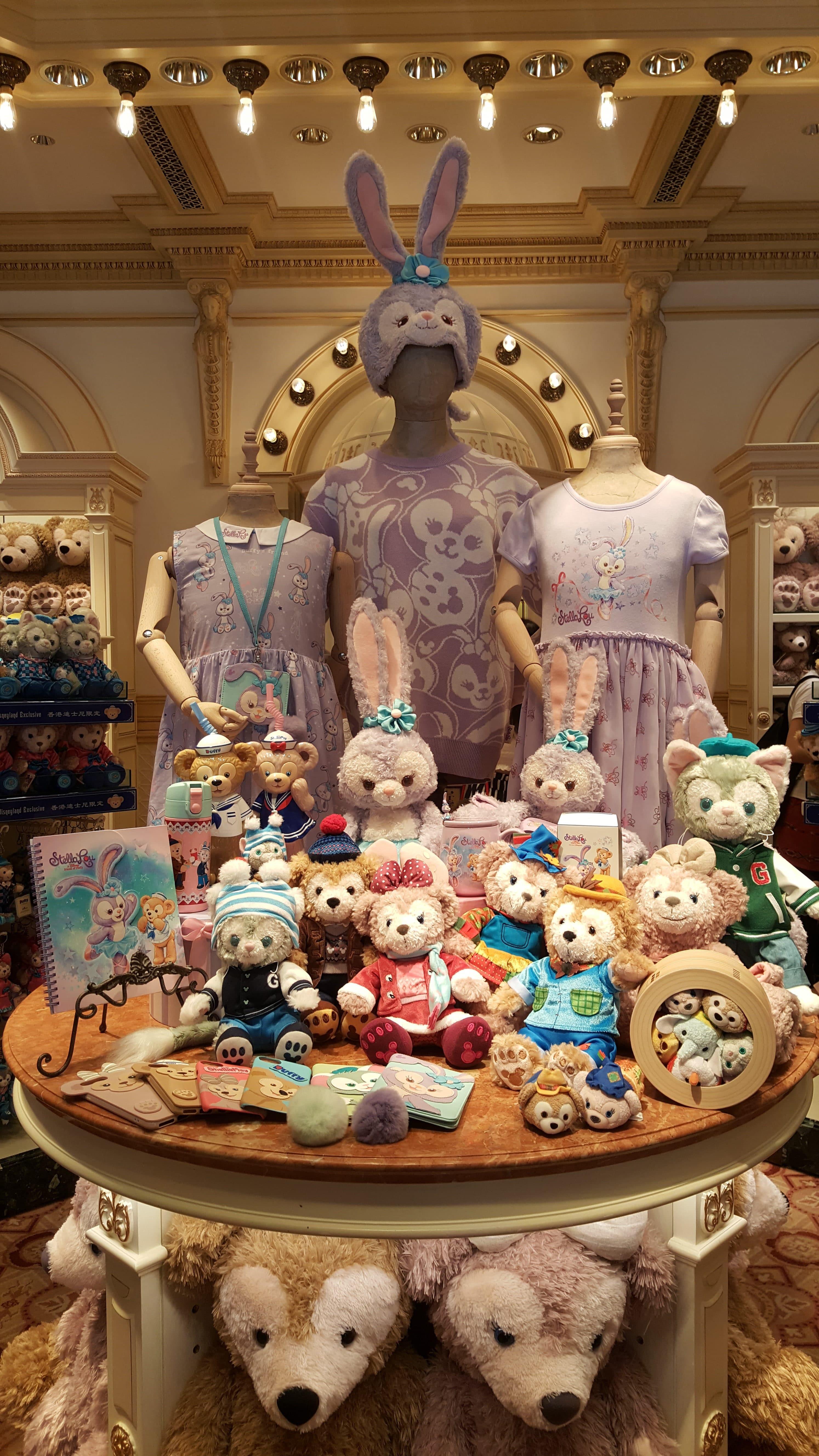 Hong Kong Disneyland Welcomes StellaLou Travel To The Magic