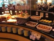 Breakfast Buffet Sweets - Disney's Hollywood Hotel Hong Kong Disneyland
