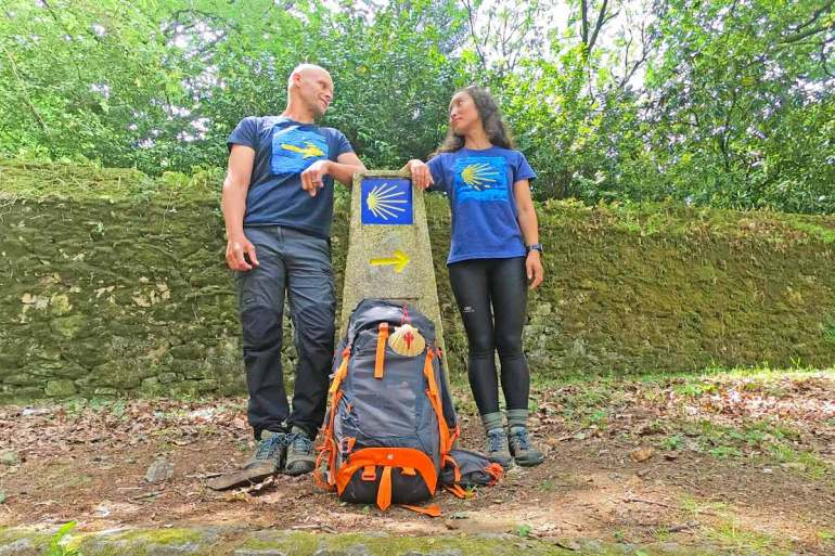 Camino de Santiago gentle packing record 2020 – all seasons
