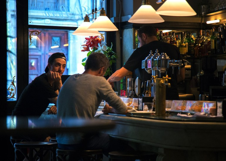 Nice Various Bars in Raval, Barcelona