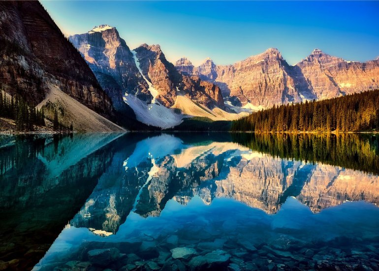 Climbing Banff Nationwide Park, Canada – the Final Information
