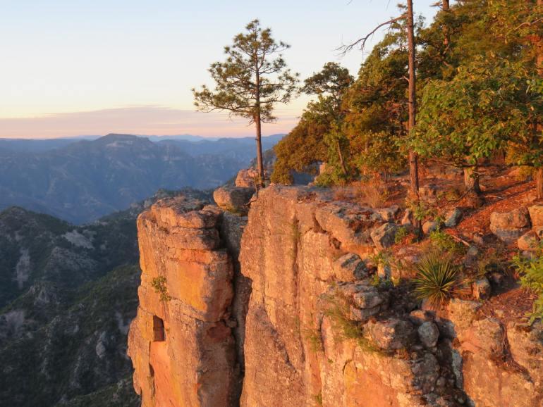 Taking the Copper Canyon Prepare in Mexico