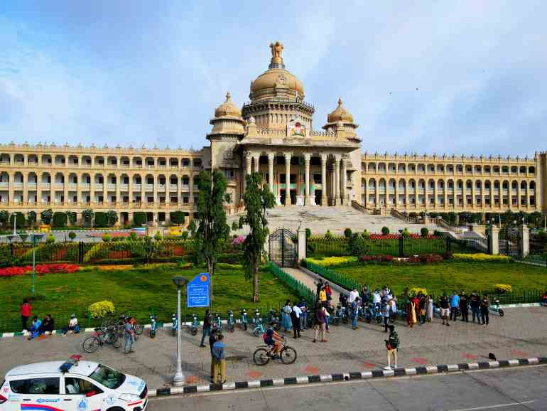 Heritage Metropolis Experience in Bengaluru in Yulu Bikes – World Tourism Day