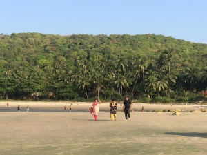 Bhogwe Beach In Konkan
