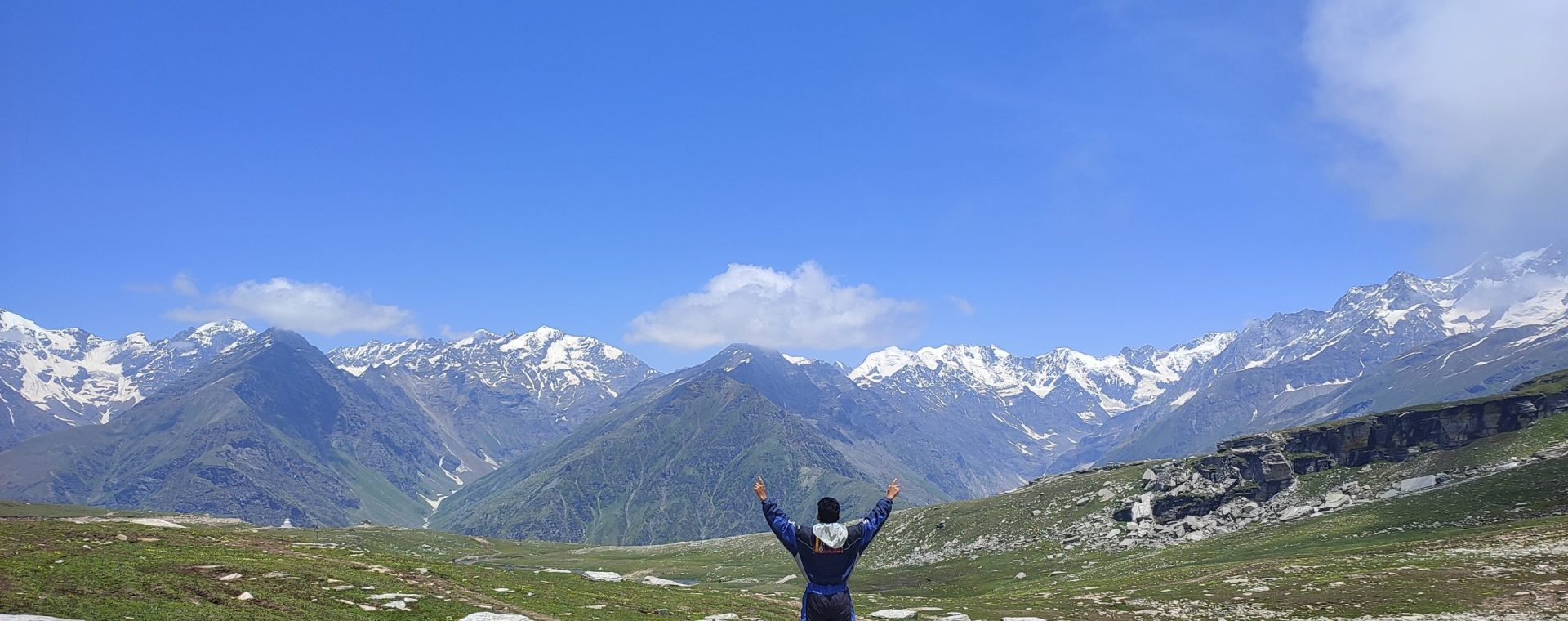 How to reach Manali