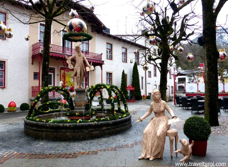 Easter Reber Bad Reichenhall