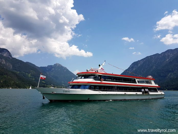 Achensee boat