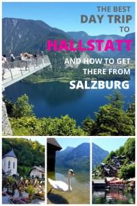 Hallstatt day trip from Salzburg