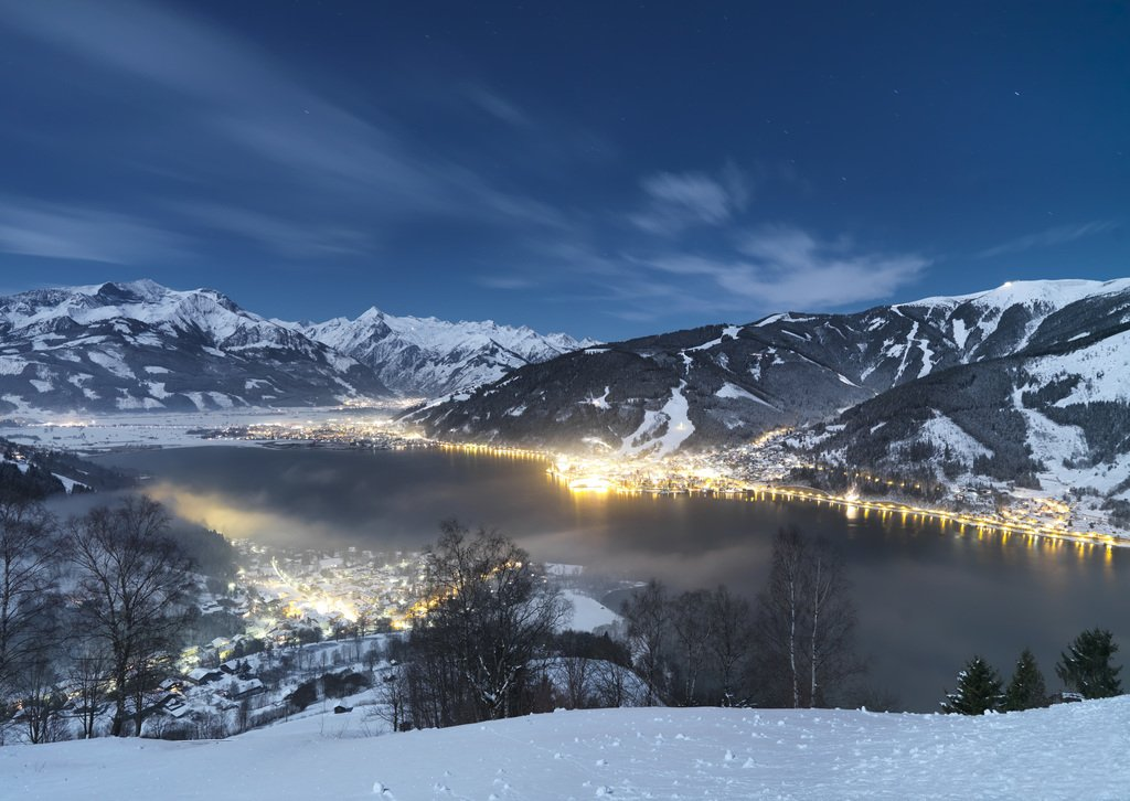 Christmas in Austria is great in Zell am See. © Zell am See Kaprun Tourismus GmbH Faistauer Photography