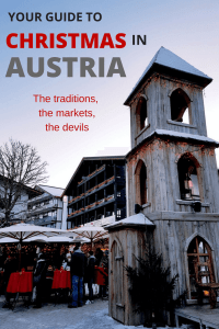 Austrian Christmas guide